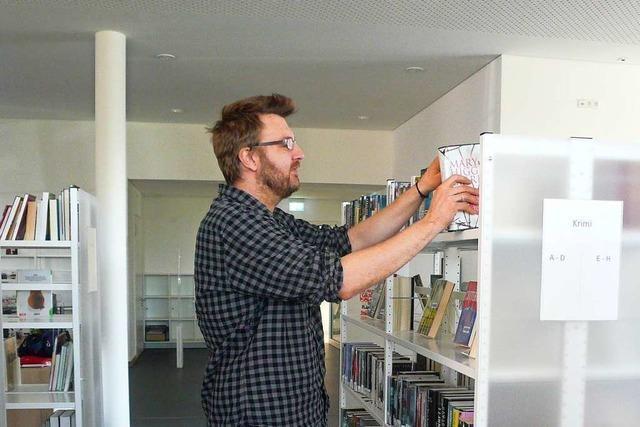Bücherei March bezieht Neubau – kann wegen Corona aber nicht öffenen