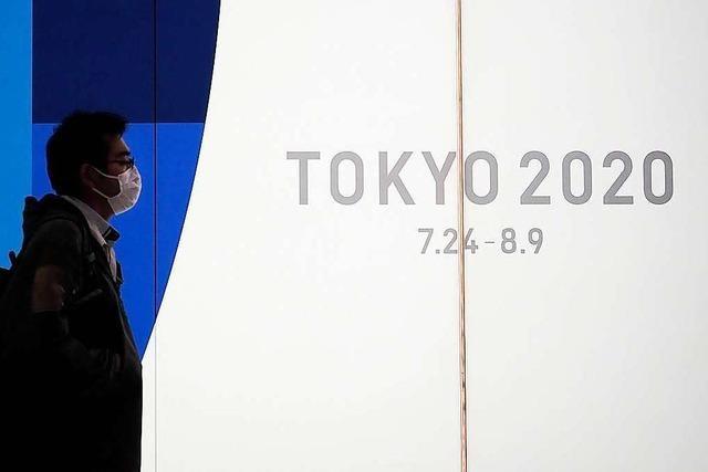 Olympische Spiele in Tokio werden verschoben