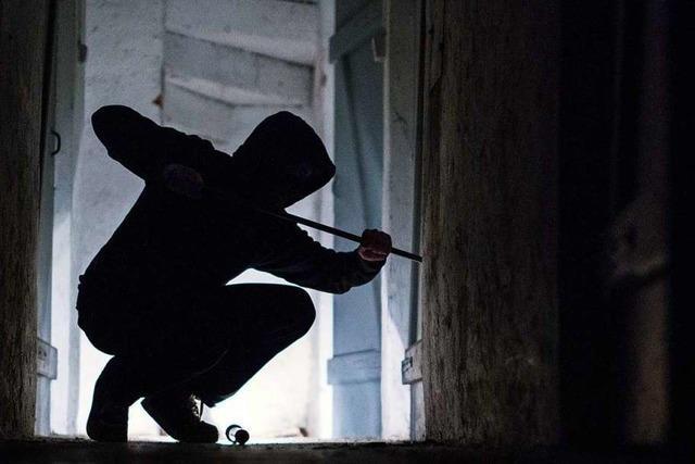 Polizei klärt zwei Einbrüche in Tiengen auf