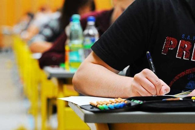 Verschobene Abschlussprüfungen könnten sich auf alle Freiburger Schüler auswirken