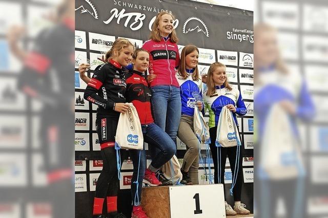 Schwarzwälder MTB-Cup mit sechs Rennen