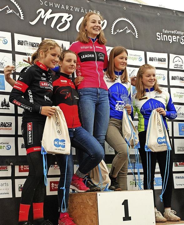 Siegerehrung beim Finale des Schwarzwä... in diesem Jahr sind es vier weniger.   | Foto: Ruoff