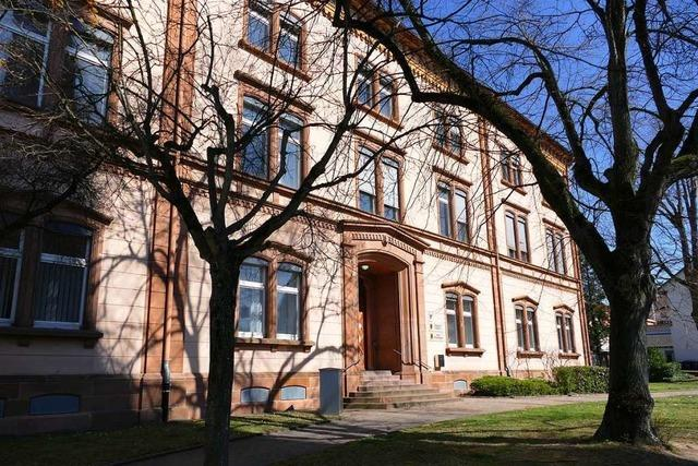 Das Amtsgericht Müllheim läuft derzeit im Notbetrieb