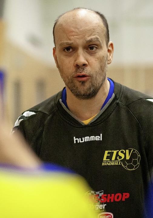 Werner Echle gibt das Traineramt an ei...weiter, zu dem  Thomas Bauert gehört.   | Foto: Alexandra Buss