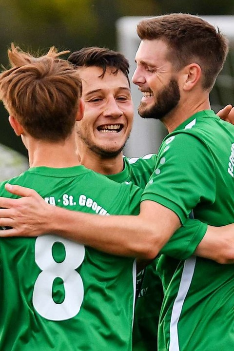 Auch beim FC Freiburg-St. Georgen stim...machen bei der Corona-Hilfsaktion mit.    Foto: Patrick Seeger