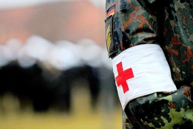 Soldaten helfen in Neustadt und Freiburg beim Kampf gegen das Coronavirus