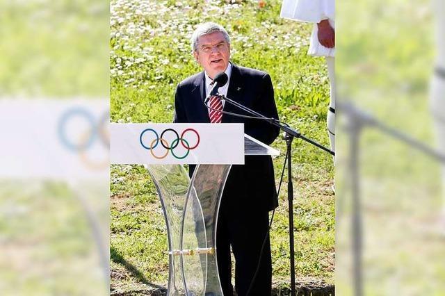 Thomas Bach hat zu lange damit gewartet, die Olympischen Spiele zu verschieben