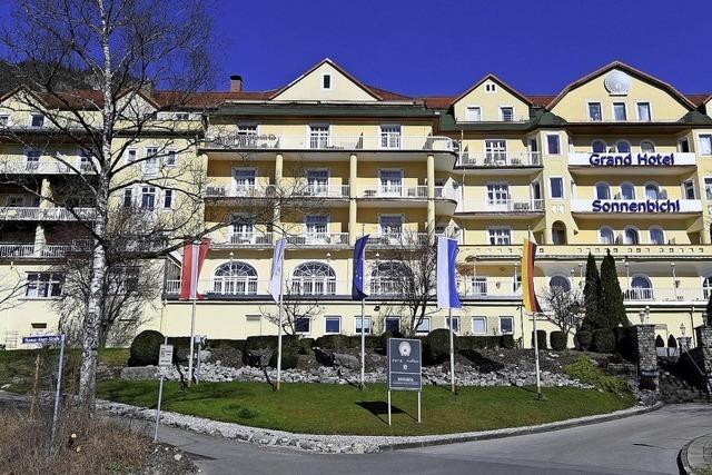 Hotel in Bayern wird zur Königsresidenz