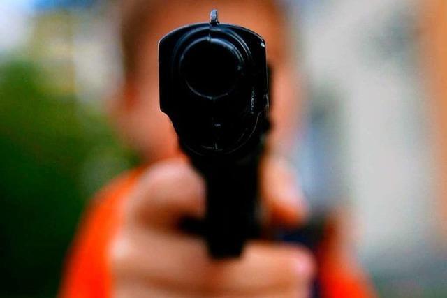 26-Jähriger wollte Schulden mit einer Gaspistole eintreiben