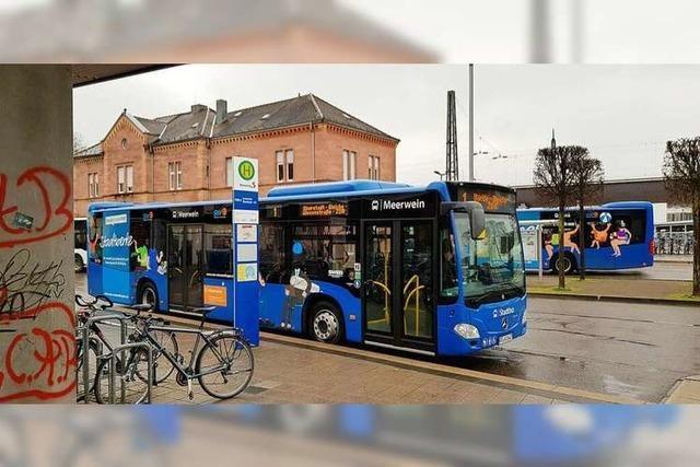Emmendinger Stadtbus nach Ferienplan