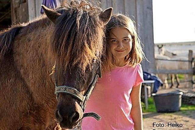 Abschied von meinem Lieblingspferd Hügin