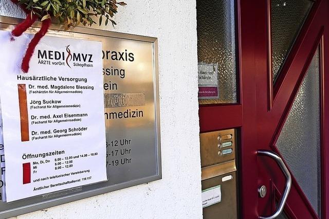 Schopfheims Bürgermeister entscheidet im Krisenmodus über Hausärzte-MVZ
