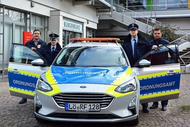 Kommunaler Ordnungsdienst in Rheinfelden ist gestartet