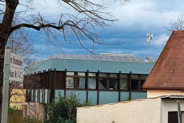 Gemeinderat Merzhausen diskutiert über Solaranlagen auf kommunalen Gebäuden