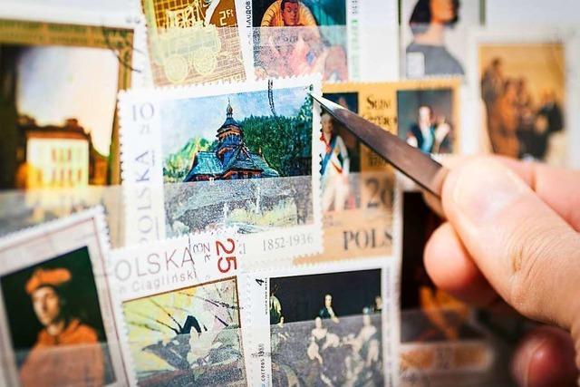 Drei Jahre Haft für Frau, die Briefmarkensammlung ihres Ex raubte