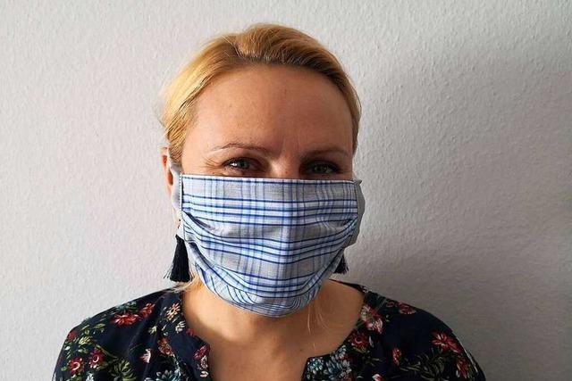 Novila produziert jetzt statt feiner Wäsche Corona-Schutzmasken