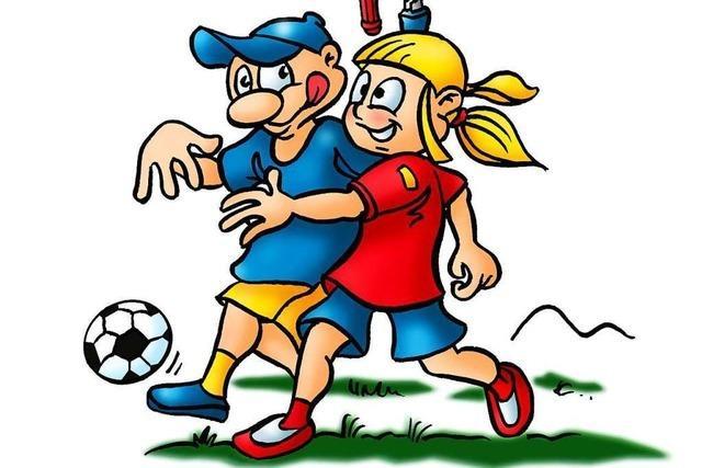 Das Fußballturnier