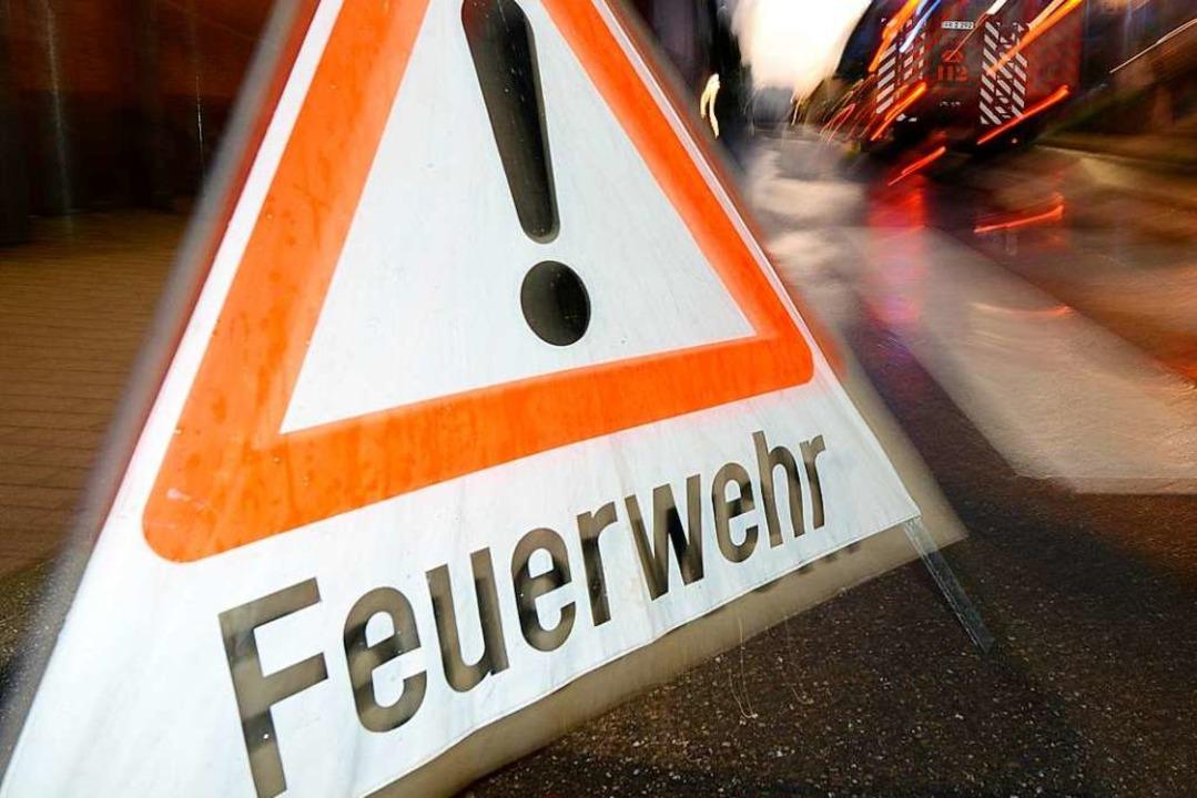 Die Feuerwehr Heitersheim war am Mittwochmittag im Einsatz. (Symbolbild)  | Foto: Patrick Seeger