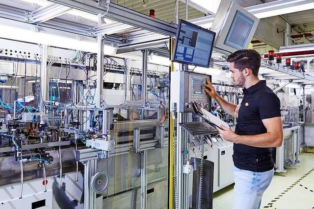 Die Unternehmen Weil Technology, Hellma und Neoperl in Müllheim denken um