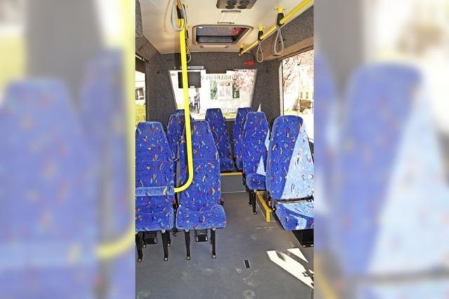 Wehrer Bürgerbus fährt nicht mehr