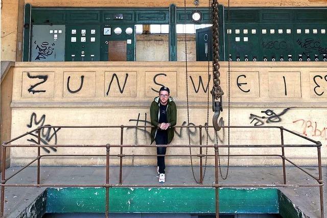 Stefan Strumbel kauft das Kesselhaus der früheren Spinnerei-Weberei