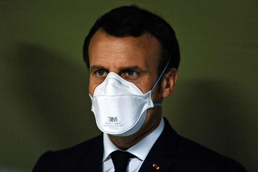Emmanuel Macron  | Foto: MATHIEU CUGNOT (AFP)