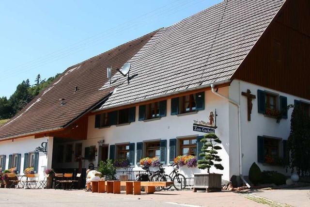 Zum Gescheid in Freiamt bietet Klassiker der badischen Küche