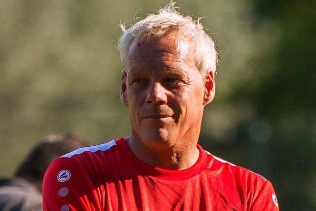 Schlüchttal-Coach Roberto Wenzler: