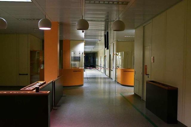 Das Spital in Bad Säckingen bleibt geschlossen