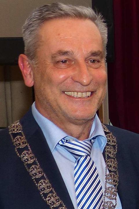 Klaus Jehle  | Foto: Frank Leonhardt