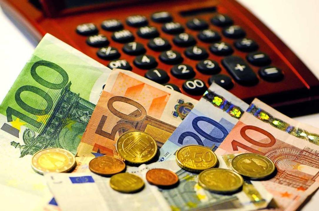 Steuererhöhungen wird es in March wohl vorerst nicht geben.  | Foto: Siegfried Gollrad