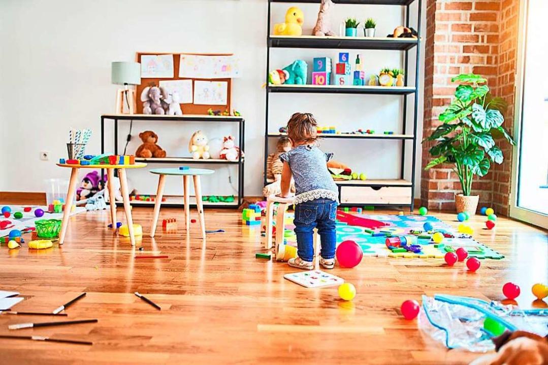 Weil viele Eltern nun beruflich finanz...t, meint Joachim Röderer (Symbolbild).  | Foto: ©Krakenimages.com (dpa)