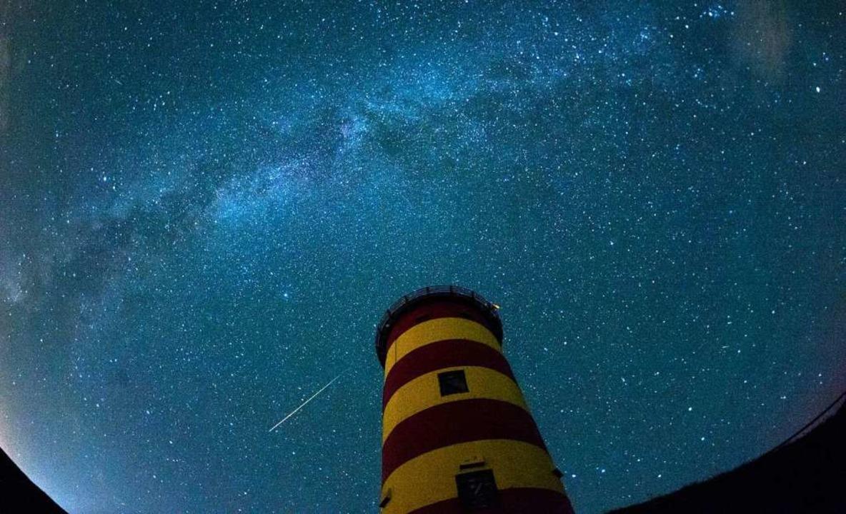 Real  ist die Gefahr durch explodierende Sterne nicht.  | Foto: Matthias Balk