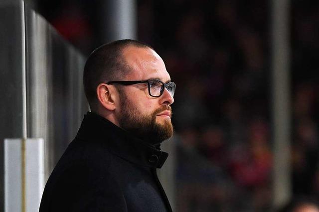 EHC Freiburg und Daniel Heinrizi gehen getrennte Wege