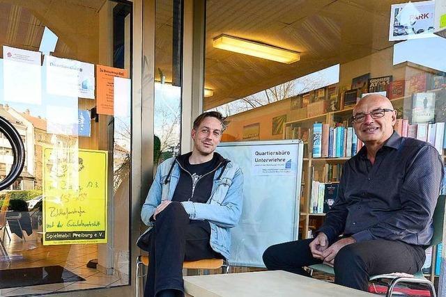 Quartiersarbeit in der Freiburger Unterwiehre läuft in der Coronakrise weiter