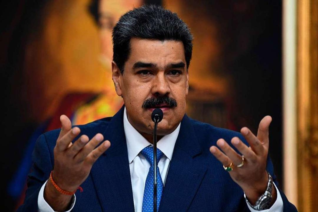 Nicolás Maduro  | Foto: YURI CORTEZ (AFP)
