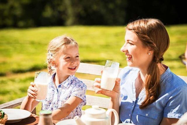 Wissenswertes über Milch