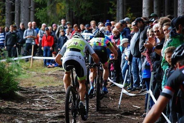 Die deutsche Meisterschaft der Mountainbiker findet im Jahr 2022 rund um die Hochfirstschanze in Titisee-Neustadt statt
