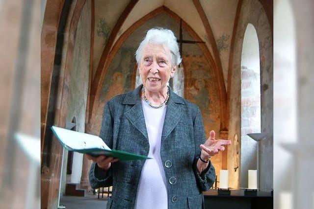 Die ehemalige Hasler Pfarrerin Inge Nestle ist gestorben