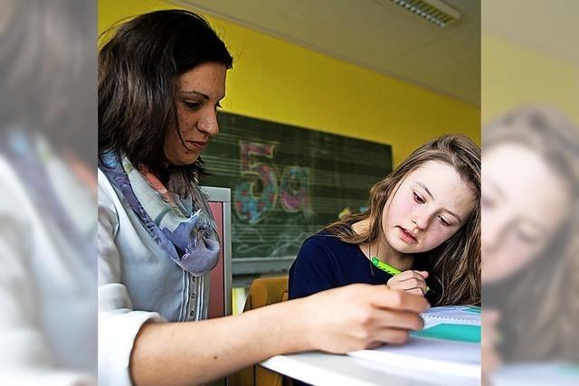 Betreuung zu Hause statt in der Schule