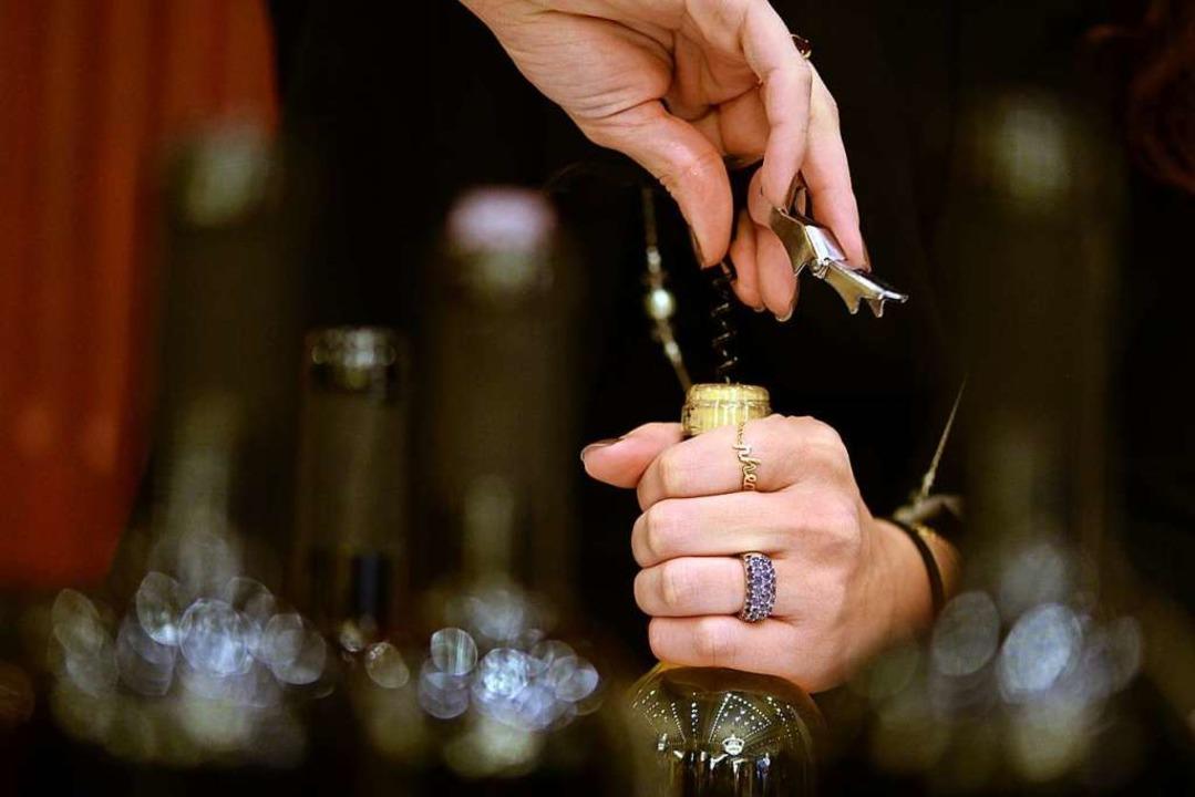 Viele Weingüter sind Einzelunternehmen.  | Foto: Jens Kalaene