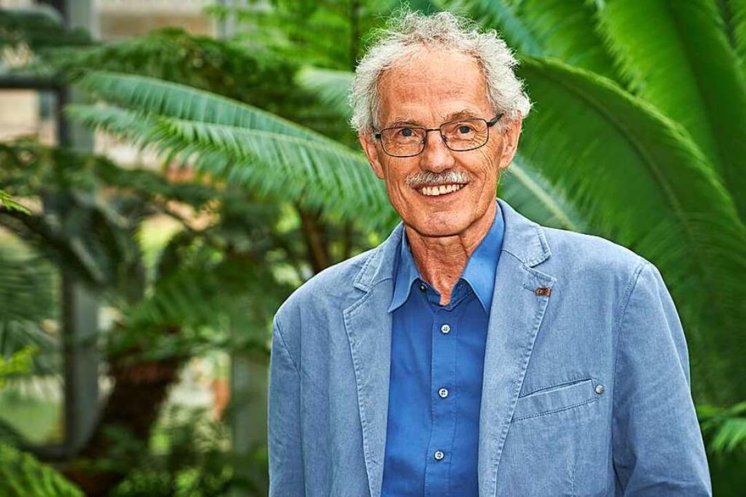 Rainer Grießhammer fordert von der Pol...en Kohleausstieg oder ein Tempolimit.   | Foto: Hans-Peter Fischer