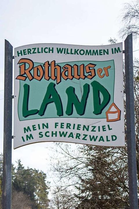 Der Tourismus im Rothauser Land ist zu...mismus plant man aber für die Zukunft.  | Foto: Wilfried Dieckmann