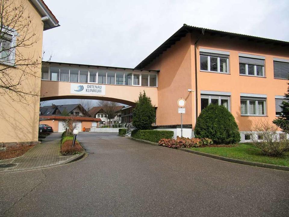 Das Klinikum Oberkirch wird vorübergeh...ermuten hierin ein taktisches Manöver.  | Foto: Katharina Haenel