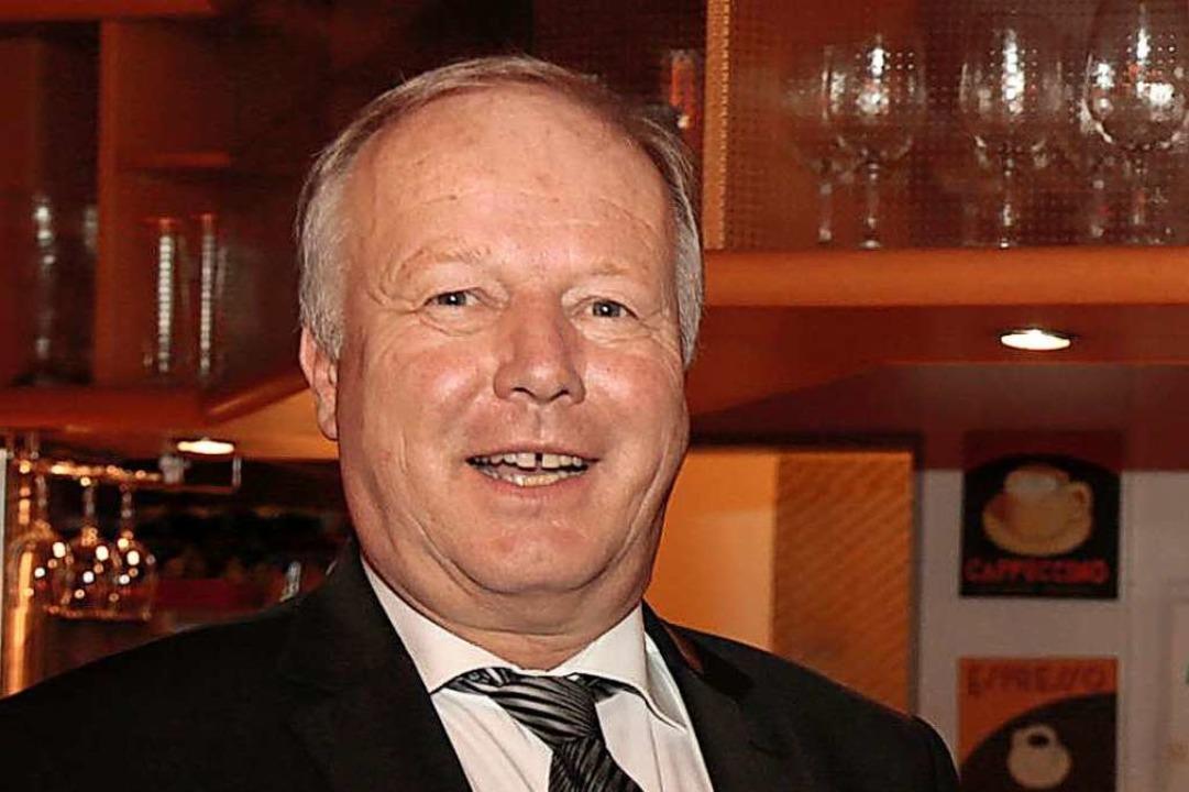 Sozialpolitiker Peter Weiß  | Foto: Sandra Decoux-Kone