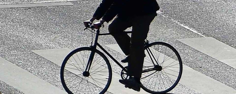 Autofahrer und Fahrradfahrer stoßen in Rheinfelden zusammen