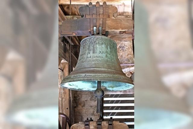 Glockenläuten soll Hoffnung verbreiten
