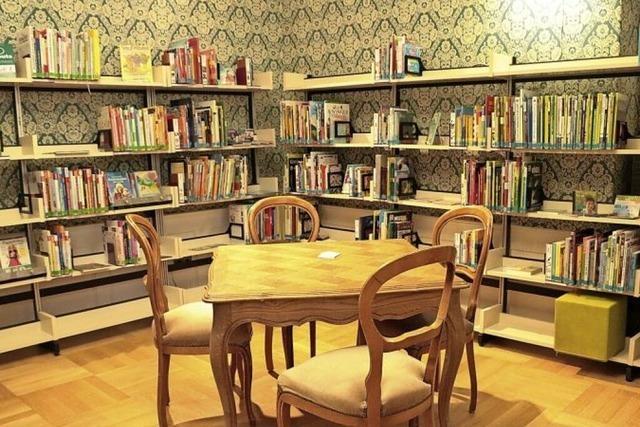 Stadtbibliothek bietet Lese- und Lernservice an