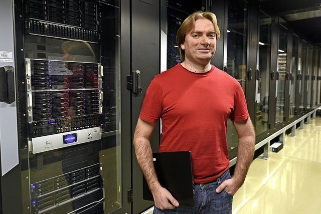 Supercomputer für Virusforscher