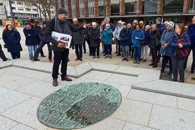 360° Baden: Rundgang auf den Spuren jüdischen Lebens in Freiburg